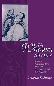 THE WHORE'S STORY by Bradford K. Mudge