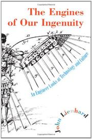THE ENGINES OF OUR INGENUITY by John H. Lienhard