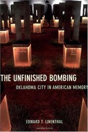 THE UNFINISHED BOMBING by Edward T. Linenthal