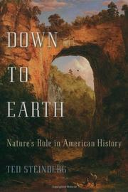 DOWN TO EARTH by Ted Steinberg