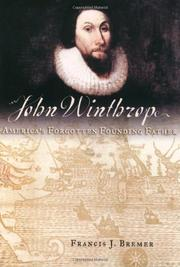 Cover art for JOHN WINTHROP