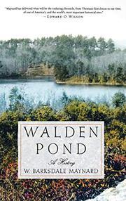 WALDEN POND by W. Barksdale Maynard