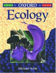 THE YOUNG OXFORD BOOK OF ECOLOGY by Michael  Scott