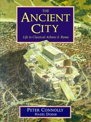 THE ANCIENT CITY by Peter Connolly