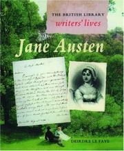 JANE AUSTEN by Deirdre Le Faye