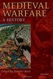 MEDIEVAL WARFARE by Maurice Keen