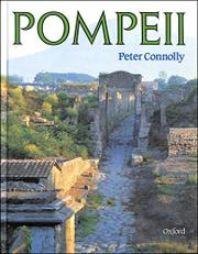 POMPEII by Peter Connolly