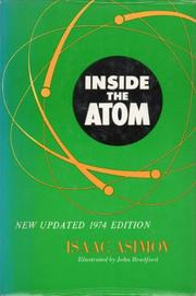 INSIDE THE ATOM by Isaac Asimov