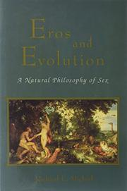EROS AND EVOLUTION by Richard E. Michod