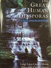 THE GREAT DIASPORAS by Luigi Luca Cavalli-Sforza