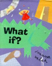 WHAT IF? by Joanna Walsh