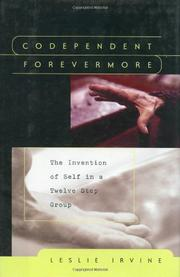 CODEPENDENT FOREVERMORE by Leslie Irvine