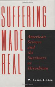 SUFFERING MADE REAL by M. Susan Lindee