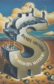 DO DEFICITS MATTER? by Daniel Shaviro