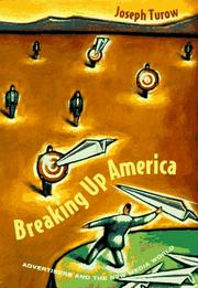 BREAKING UP AMERICA by Joseph Turow