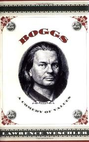 BOGGS by Lawrence Weschler
