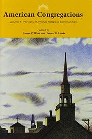 AMERICAN CONGREGATIONS by James P. Wind