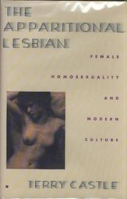 THE APPARITIONAL LESBIAN by Terry Castle