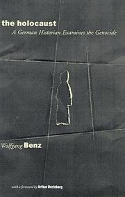 THE HOLOCAUST by Wolfgang Benz