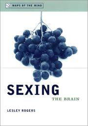 SEXING THE BRAIN by Lesley Rogers