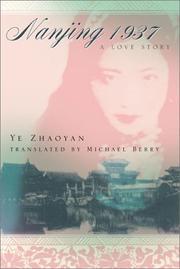 NANJING 1937 by Zhaoyan Ye