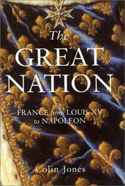 THE GREAT NATION by Colin Jones