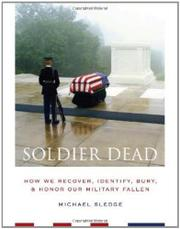 SOLDIER DEAD by Michael Sledge