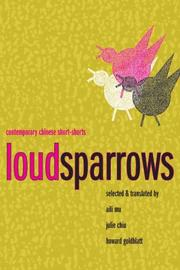 Book Cover for LOUD SPARROWS