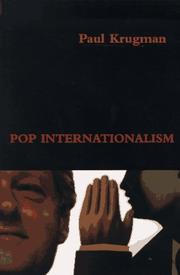 Cover art for POP INTERNATIONALISM