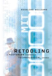 RETOOLING by Rosalind Williams