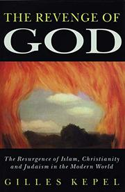 Cover art for THE REVENGE OF GOD