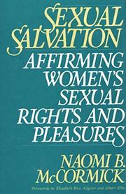 SEXUAL SALVATION by Naomi B. McCormick