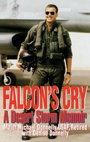 FALCON'S CRY by Michael Donnelly