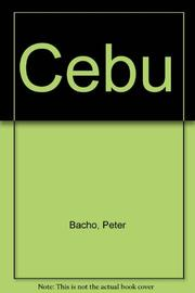 CEBU by Peter Bacho