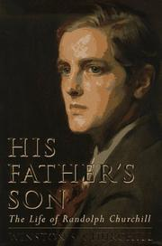 HIS FATHER'S SON by Winston S.  Churchill