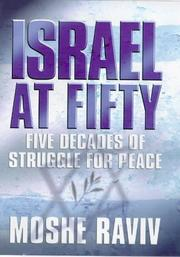 ISRAEL AT FIFTY by Moshe Raviv