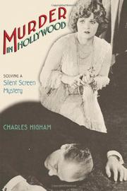 MURDER IN HOLLYWOOD by Charles Higham