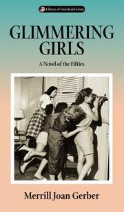 GLIMMERING GIRLS by Merrill Joan Gerber