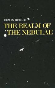 THE REALM OF THE NEBULAE by Edwid Hubble
