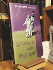 STROLLS WITH PUSHKIN by Abram Tertz