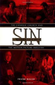 SIN AND CENSORSHIP by Frank Walsh
