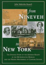 FROM NINEVEH TO NEW YORK by John Malcolm Russell