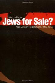 JEWS FOR SALE? by Yehuda Bauer