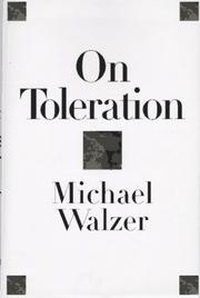 ON TOLERATION by Michael Walzer