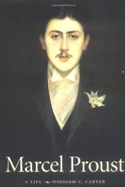 MARCEL PROUST by William C. Carter