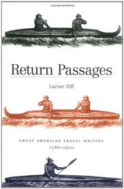 Cover art for RETURN PASSAGES