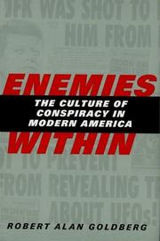 ENEMIES WITHIN by Robert A. Goldberg