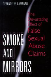 SMOKE AND MIRRORS by Terence W. Campbell