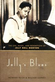 Cover art for JELLY'S BLUES