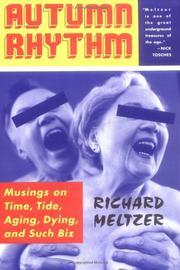 AUTUMN RHYTHM by Richard Meltzer